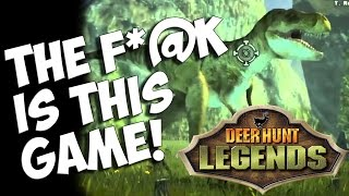 The Best Hunting Sim Out There - Deer Hunt Legends w/leeroy