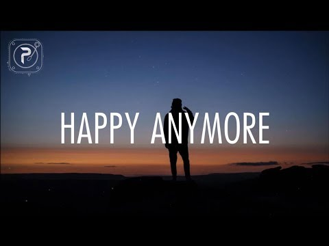 savannah sgro - happy anymore // lyrics