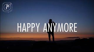 savannah sgro - happy anymore // lyrics