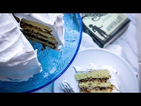 To Kill A Mockingbird - Lane Cake