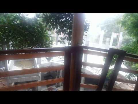Kerala Blog Express: Mornings At My Pool Villa, Vythiri Village