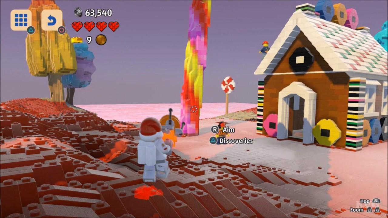 lego worlds open world free roam gameplay 2 ps4 pro hd. Black Bedroom Furniture Sets. Home Design Ideas