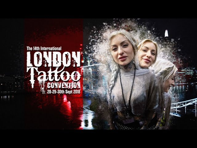 London Tattoo Convention 2018 | Killer Ink Tattoo