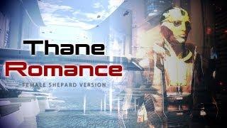 Thane: Goodbyes (Mass Effect 3 Citadel DLC)