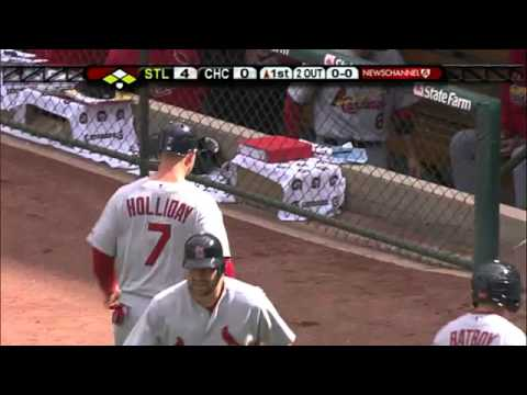 2010/09/26 Pagnozzi's RBI single
