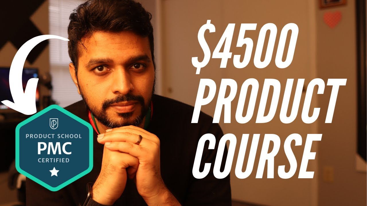 """My Review on Product Manager Certificate course from """"Product School"""""""