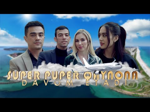 SUPER PUPER QAYNONA ( СУПЕР ПУПЕР КАЙНОНА)