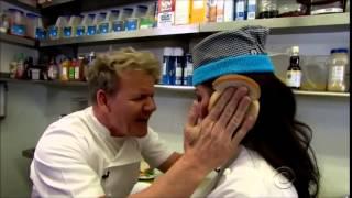 An Idiot Sandwich Chef Ramsey