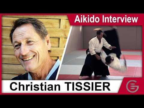 Aikido Interview - Christian Tissier, 50 Years in Aikido