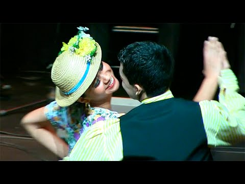 ZAMACUECA Danza costeña 2015 COLORES PATRIOS Conjunto Nacional de Folklore