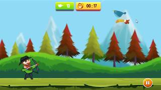 Master Archer (Bow, Arrow, Trajectory, AI) Unity game template v1.2