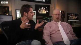 Krod Mandoon:Matt Lucas&Sean Maguire reveal all- BBC Comedy