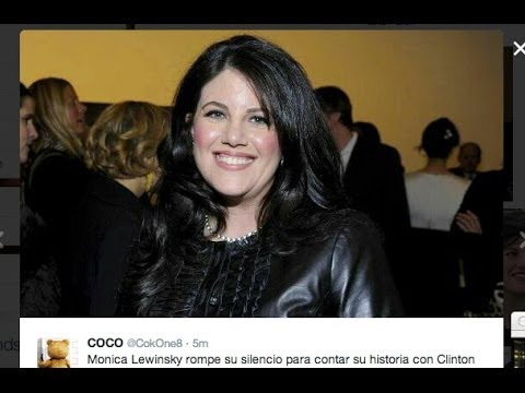 Monica Lewinsky Stop Blaming Bill Clinton In Clinton Affair