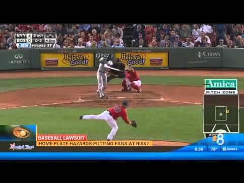 Home plate hazards putting fans at risk?   San Diego California Talk Radio Station   AM 760 KFMB