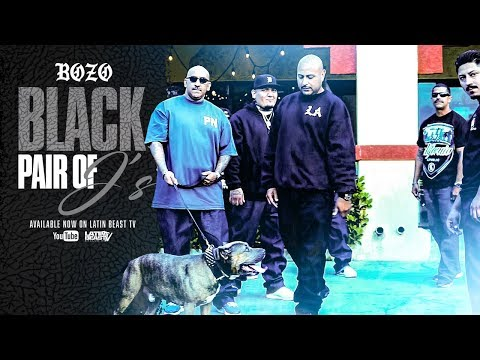 Bozo - Black Pair Of J's (Official Music Video)