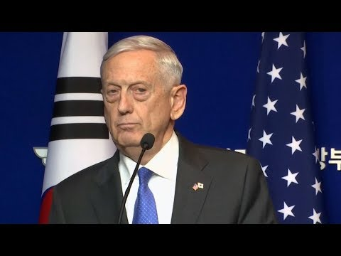 Andrew Bacevich on Mattis & Why We Need to End Our Self-Destructive, Mindless Wars in Middle East