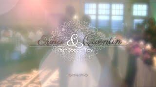 Erika & Quentin's Wedding Day Little Rock, AR