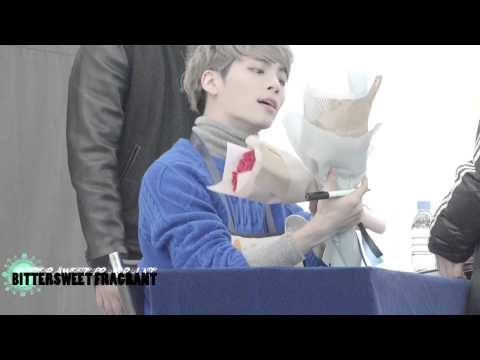 [BITTERSWEET FRAGRANT]150130 영등포 팬사인회 - 종현 HD