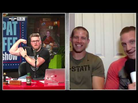 McAfee & Hawk Sports Talk w/ Jordy Nelson | Friday, May 22nd