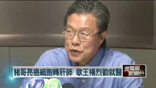 為19歲子拚「命」! 豬哥亮大腸癌拖2年   即時新聞   新聞   壹電視 NextTV
