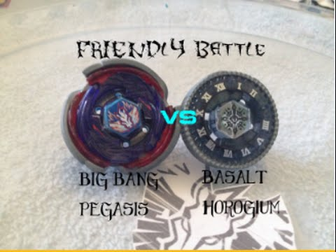 Big Bang Pegasus F:D vs Basalt Horogium 145 WD!