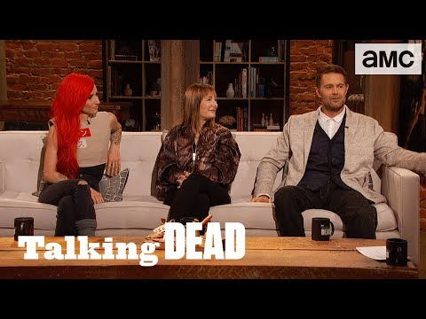 'Althea's Magic Camera, John Dorie's Layered Clothing, & More'  Questions Ep. 821  Talking Dead