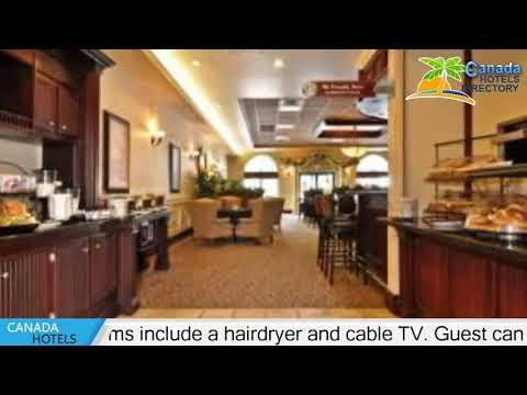 Best Western Plus Orillia Hotel - Orillia Hotels, Canada