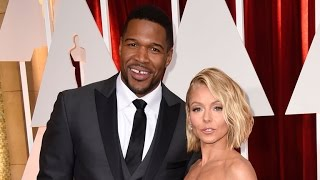Kelly Ripa Not Returning to 'Live!' Until Next Week Amid Michael Strahan's Impending Departure