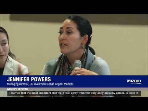 Career Path Success Stories - Mizuho Women's Network