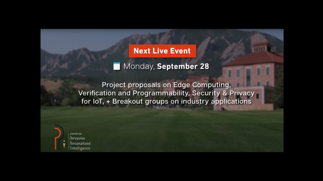 Launch Workshop: September 17, 2020: End of Day 2 - Invitation to Day 3