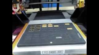 AF8500 resistance seam welding system used for lid placement, tack ...