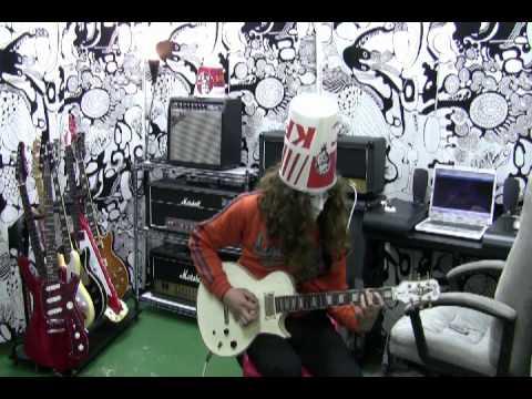 Buckethead - Lebrontron(Cover)