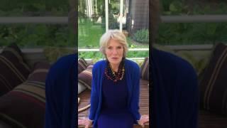 Videoboodschap van prinses Irene