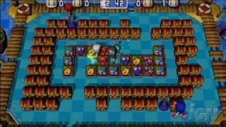 Bomberman Live Xbox Live Trailer - E3 2007 Trailer (HD)