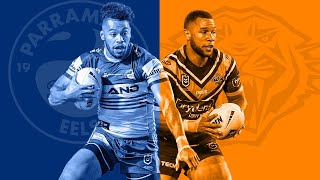 NRL 2020 Round 11: Parramatta Eels vs Wests Tigers Preview