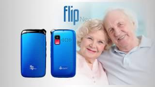 Telefono Celular Adultos Mayores Flip Neo Tmovi Doble Sim