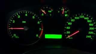 видео Плавают обороты при нажатии на газ Ford Focus 2
