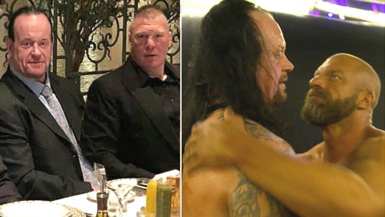 Wwe Wrestlers Undertaker 10 WWE Wrestlers Who A...