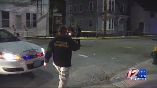Providence Police: Man dies after being hit on motorcycle, dragged