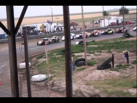 07/04/2010 Phillips County Raceway - 6u Dominic Ursetta