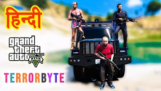 Gambar cover GTA 5 - TERRORBYTE Hum Ne Churaya Military Se