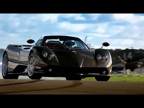Pagani Zonda: Captain Slow Goes Fast HQ | Top Gear | BBC