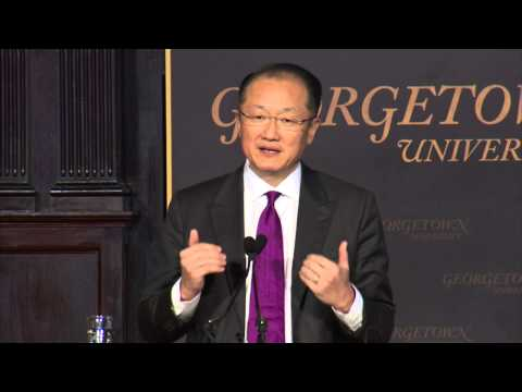 World Bank President Kim: Zero Tolerance for Corruption