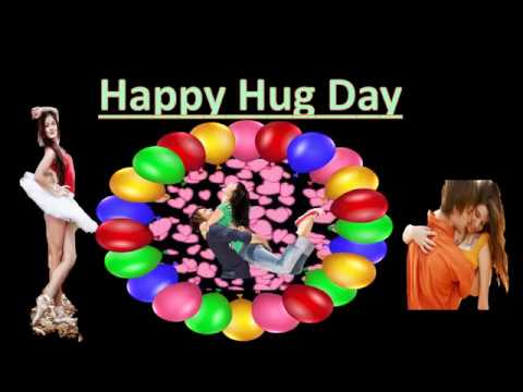 Happy Hug Day Wishes, Quotes, Sms Message, Whatsapp Video, Video To Share On Facebook