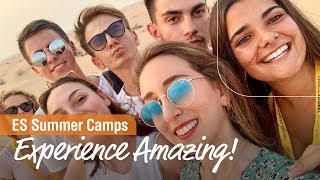 ES Summer camps ¡Experience amazing!