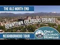 The Old North End & Downtown Colorado Springs | Area Tour