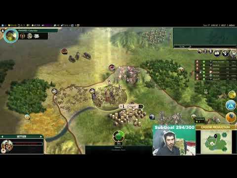 Civ 5 Game 50: Zulu 1