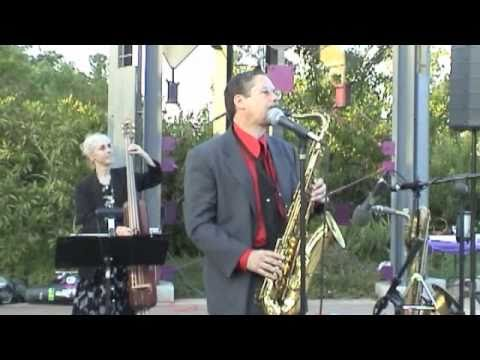 The Chris Klich Jazz Quintet at the Cuyamaca Colle...