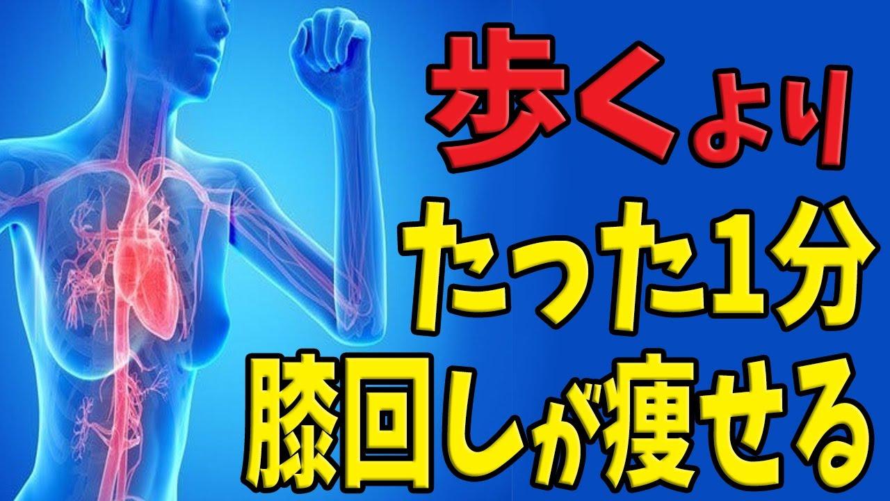 ダイエットで50分歩く=たった1分で痩せるやじろべえ!