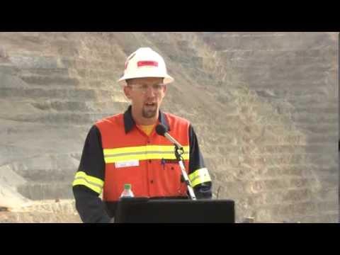Rio Tinto Kennecott Mine Slide Media Update, Nov. 6, 2013